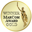 Winner, MarCom Gold for brochure copywriting.